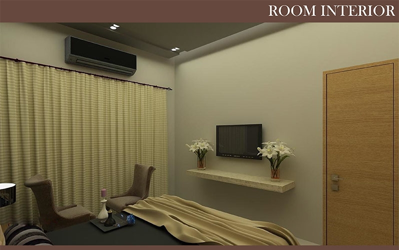 16 Rooms Holiday Home Bedroom-2