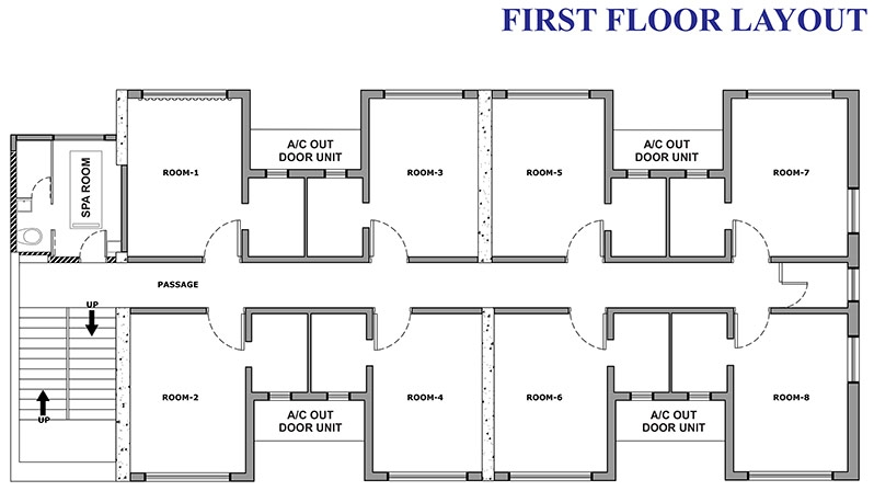 16 Rooms Holiday Home Floor Plan-3