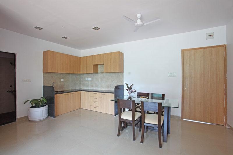 Sample Flat Hall 4