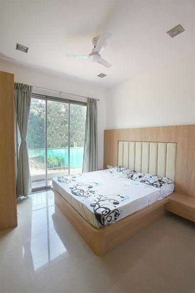 Sampl Flat Bedroom 2