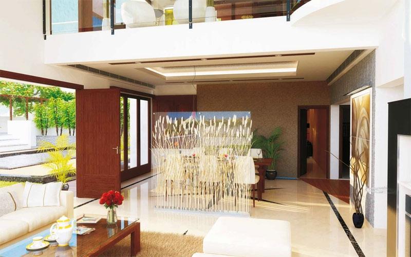 Divine Villa - Interior